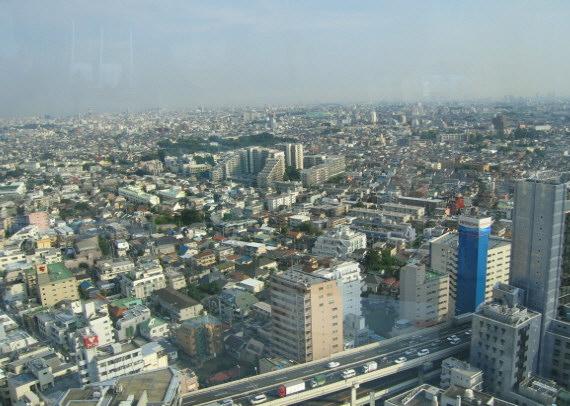 東京の世田谷区