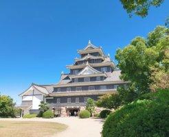 岡山県にある城