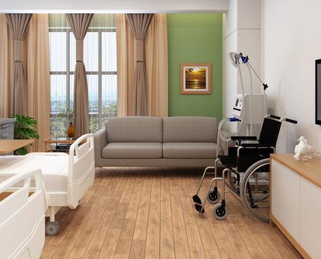 病院の施設